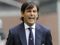 Simone Inzaghi, 41 anni, allenatore della Lazio. Getty Images