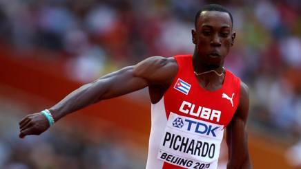 Pedro Pablo Pichardo, 23 anni. Getty