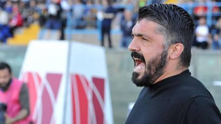 Gennario Gattuso, 39 anni, seconda stagione al Pisa. LaPresse