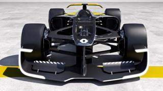 Formula 1 nel 2027? Ecco l'idea Renault