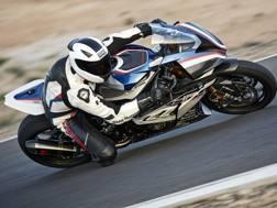 La BMW HP4 Race
