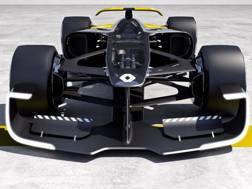 La Renault R.S.2027 per la Formula 1
