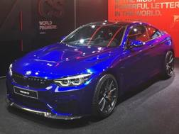 La BMW M4 CS