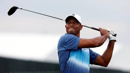 Tiger Woods, 41 anni REUTERS