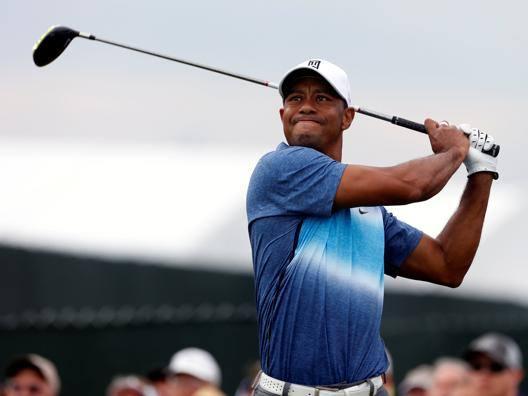 Tiger Woods, 41 anni REUTERS