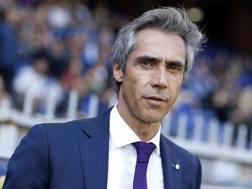 Paulo Manuel Carvalho de Sousa, 46 anni, allenatore portoghese della Fiorentina. LaPresse