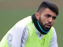 Gabriel Barbosa Almeida, 20 anni, attaccante brasiliano dell'Inter. Getty Images
