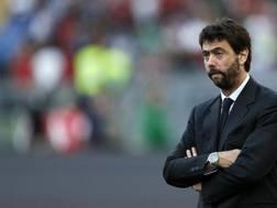 Andrea Agnelli, presidente della Juventus. Ansa
