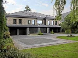La nuova villa di Zlatan Ibrahimovic a Manchester