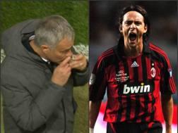Jose Mourinho e Pippo Inzaghi, per loro la scaramanzia conta