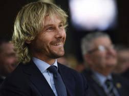 Pavel Nedved, 44 anni. Lapresse