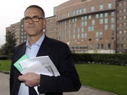 alberto zangrillo, 59 anni, medico personale di Silvio Berlusconi. Reuters