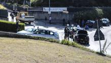 Il luogo dell'incidente in cui ha perso la vita Michele Scarponi. Ballarini