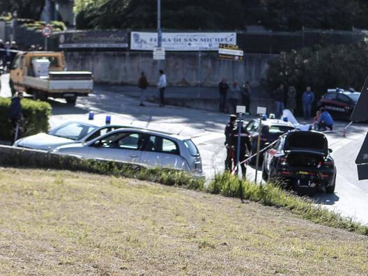Tragico incidente stradale È morto Michele Scarponi