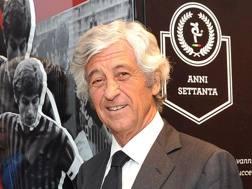 Gianni Rivera, 73 anni.