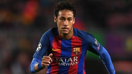 Neymar, 25 anni. Getty