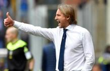 Davide Nicola, allenatore del Crotone. LaPresse