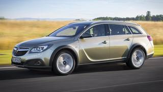 La Opel Insignia Country Tourer