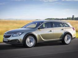 La Opel Insignia Country Tourer