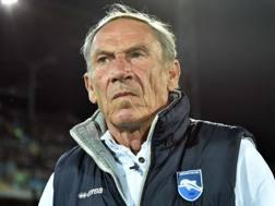 Zdenek Zeman, 69 anni. Reuters