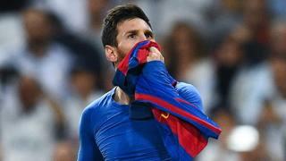 Lionel Andrés Messi Cuccittini, 29 anni, attaccante argentino del Barcellona. Getty Images