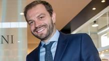 Paul Baccaglini, 33 anni. Getty
