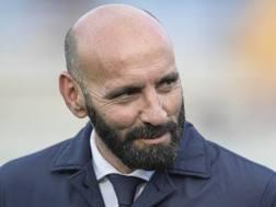 Il nuovo d.s. della Roma, lo spagnolo Monchi, annunciato ufficialmente ieri. Getty Images