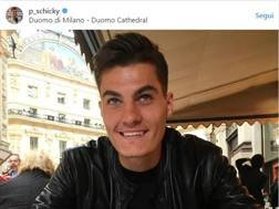 Patrik Schick, 21 anni