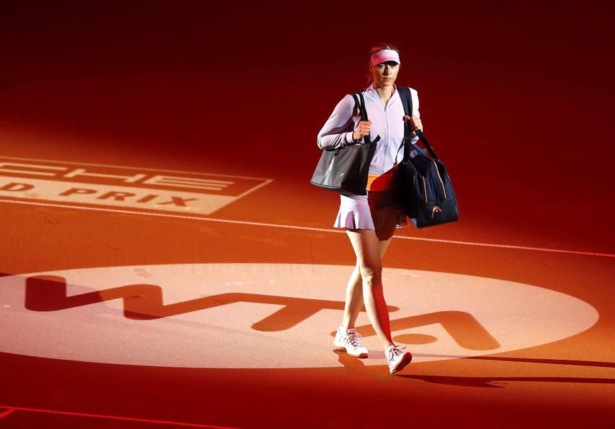Tennis, Maria Sharapova: