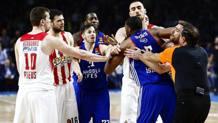 Match ad alta tensione a Istanbul. Epa