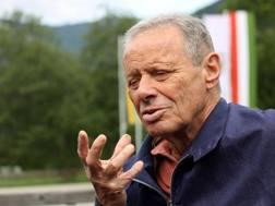 Maurizio Zamparini, 75 anni. GETTY