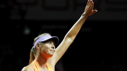 Maria Sharapova, 30 anni, ha giocato 10 finali nei tornei dello Slam. Epa