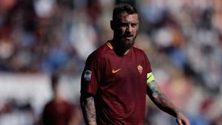 Daniele De Rossi, 34 anni, colonna della Roma. Getty