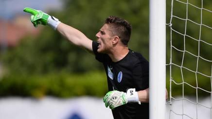 Gianmarco Fiory, 26 anni, ex Pavia, aveva iniziato la stagione col Lumezzane. LaPresse