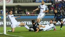 Il 2-2 di Freuler che decide Atalanta-Juve. LaPresse