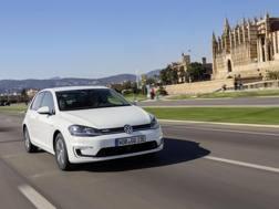 La Volkswagen e-Golf