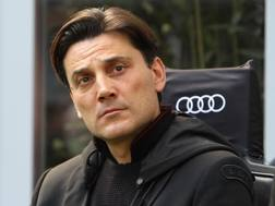 Vincenzo Montella, 42 anni, allenatore del Milan. Getty Images