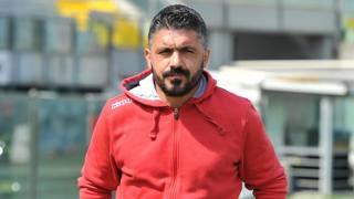 Gennaro Gattuso, tecnico del Pisa. LaPresse