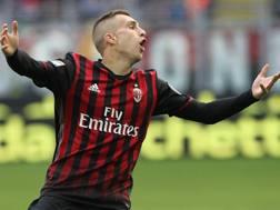 Gerard Deulofeu, attaccante spagnolo del Milan. Getty