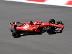Sebastian Vettel, 29 anni. Afp