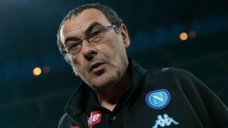 Maurizio Sarri, 58 anni, seconda stagione al Napoli. Getty
