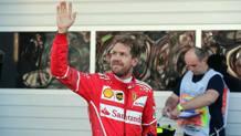 Sebastian Vettel, leader del mondiale. LaPresse
