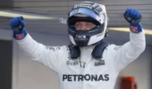 Valtteri Bottas, prima vittoria in F.1. Reuters