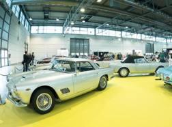 Un'immagine di Verona Legend Cars degli anni passati