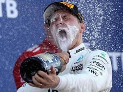 Valtteri Bottas: in Russia  la   prima vittoria della carriera F1. Getty