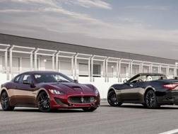 La Maserati Gran Turismo Sport