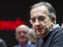 Il presidente della Ferrari Sergio Marchionne. Ansa