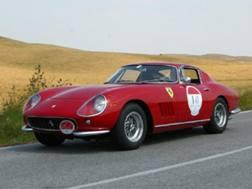 Ferrari Cavalcade, mostra itinerante Ferrari