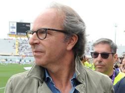 Andrea Della Valle, 51 anni, patron della Fiorentina. LaPresse