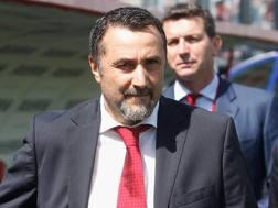 Massimiliano Mirabelli, 48 anni, direttore sportivo del Milan. Getty Images